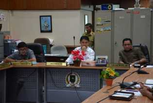 Komisi D Hearing Dengan PT. Chevron