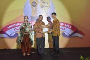 Bank Riau Kepri Raih Peringkat ke 2 Bank BUMD