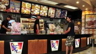 KFC Senopati Dua Kali Disegel Satpol PP