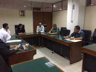 Kunjungan Observasi Komisi E ke Dinas Pendidikan Provinsi DKI Jakarta