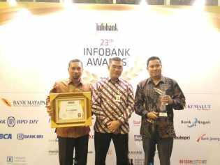 Lagi Bank Riau Kepri Raih Platinum Award Kinerja Keuangan Sangat Bagus 10 Tahun Berturut-Turut