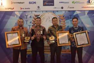 Bank Riau Kepri Hatricks 3 Penghargaan Pada Ajang SPEx2 Award 2018