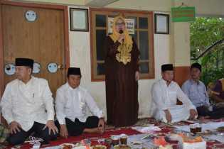 Ketua DPRD Riau Menghadiri Acara Berbuka Bersama di Muara Nikum