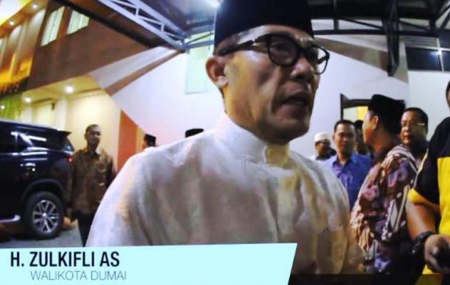 Lagi, Investor dari Jakarta Jajaki Kerjasama Air Bersih Kota Dumai