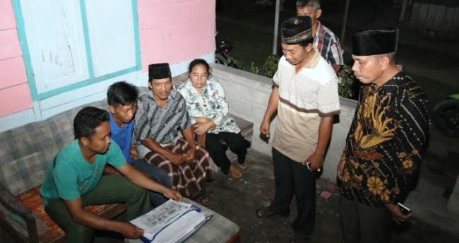 Pantau Proses Verifikasi Faktual, Khairuddin Siregar Optimis Lolos