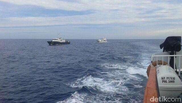 Perahu Berisi WNI dari Malaysia Terbalik, 14 Orang Tewas