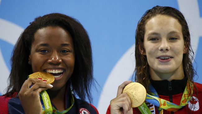 Kala Dua Pemenang Berbagi Emas Olimpiade