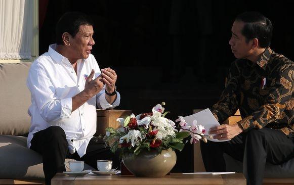 Jokowi Tegaskan Duterte Persilakan Proses Hukum Mary Jane