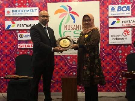 Raih Nusantara CSR Award 2016, WA Pertamina Lirik Inhu Dinilai Sukses Lestarikan Lingkungan