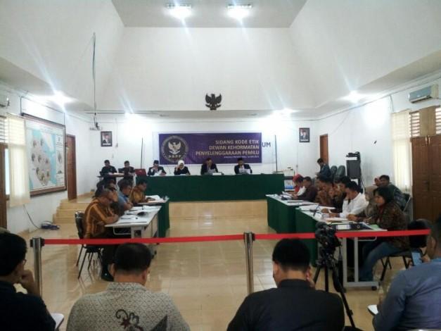 Sidang Perdana Suhardiman Vs KPU Kuansing, DKPP akan Dalami Bukti