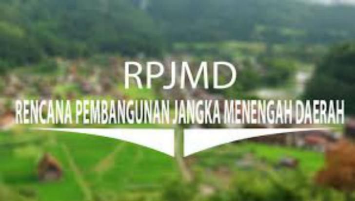 RPJPD 2005-2025 Tidak Singkron, Ini Jawaban Mursini