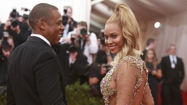 Usai Drama Rumah Tangga, Jay-Z dan Beyonce 'Pacaran' Lagi