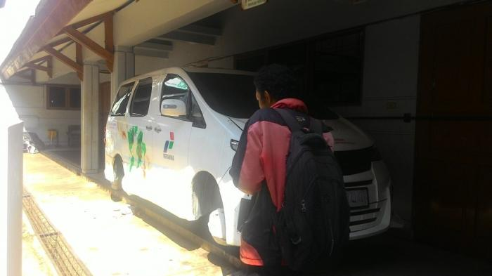 Kejagung Sita Mobil Listrik yang Diberikan ke Universitas Riau
