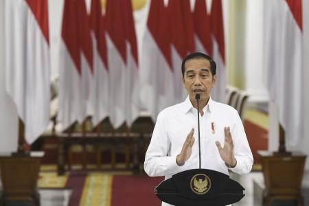 Jokowi Jamin Insentif Pandemi Bagi Industri Media Massa