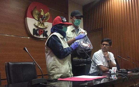 KPK Panggil Ketua DPRD Kalteng Terkait Anak Usaha Sinar Mas