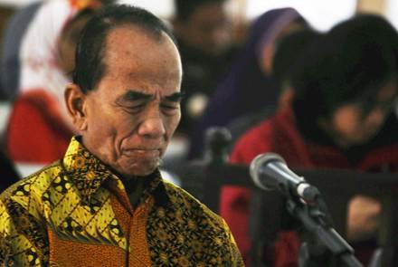 Apa Kabar Status Tersangka Annas Maamun  di Kasus APBD Riau 2014-2015