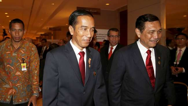 Jokowi Mau Batam-Bintan-Karimun Jadi Kawasan Bebas Tahun Ini