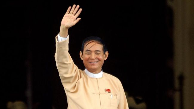 Presiden Baru Myanmar Ampuni 8.000 Tahanan