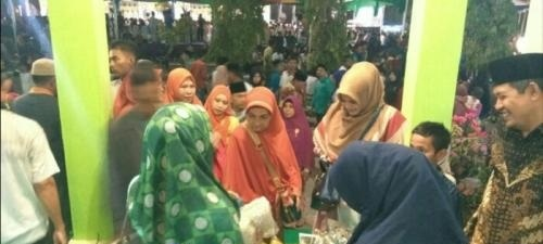 Produk Berbahan Sagu Laris Manis di Bazar MTQ XXXV Riau, Hendra: Kita Kirim Terus
