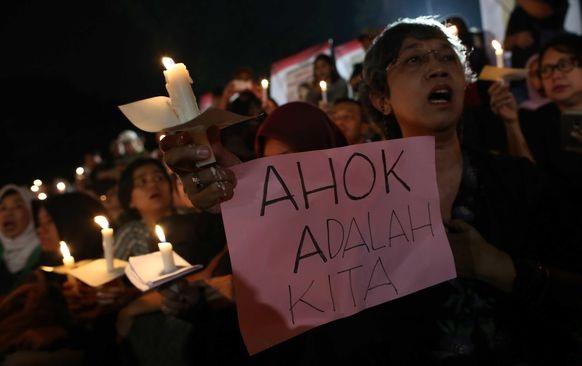 Ribuan KTP Warga Terkumpul untuk Penangguhan Penahanan Ahok