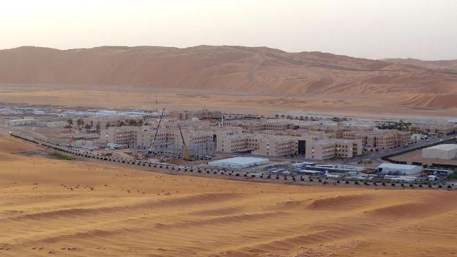 Serangan Kilang Saudi Aramco dan Efeknya ke Pasokan Minyak