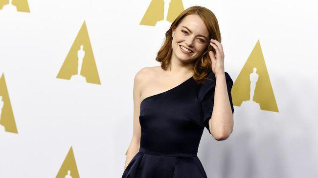 Emma Stone Jadi Aktris Termahal 2017