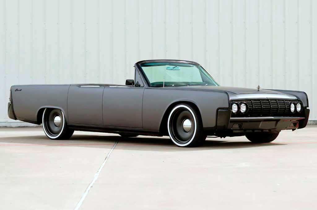 Lincoln Continental 1964 Klasik, Anut Aliran Low Rider