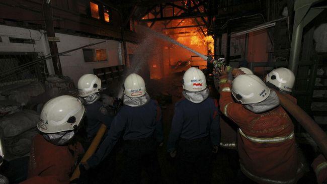 Satu Keluarga Tewas Terbakar Usai Mati Lampu di Jakarta Utara