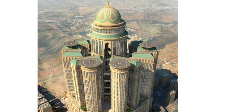 11 Hotel Mewah Hadir di Kota Suci Mekkah