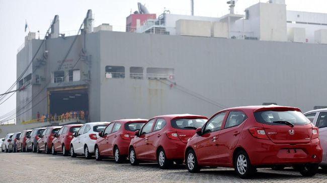 Honda Indonesia Mulai Ekspor 'Mobil Termurah'