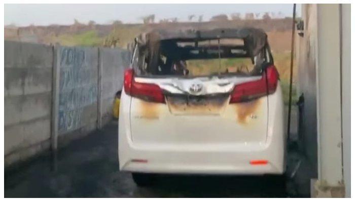 Polisi amankan seorang terduga pembakar mobil Via Vallen