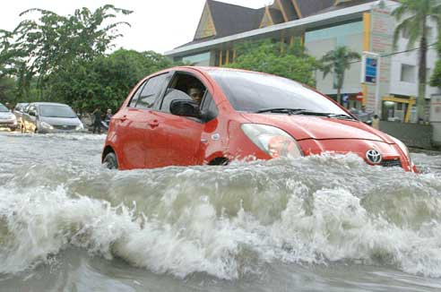 Perda Mandul, Banjir Jadi Masalah