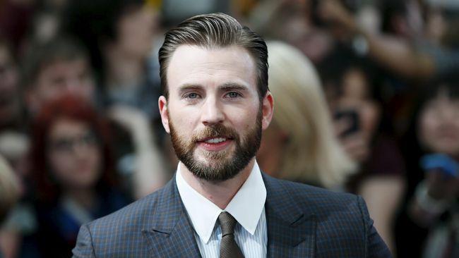 Chris Evans Bukan Captain America di 'Infinity War'