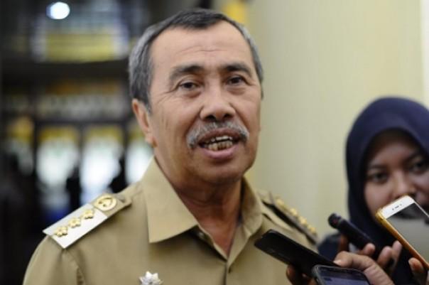 Status Siaga Darurat Karhutla di Riau Hingga 31 Oktober