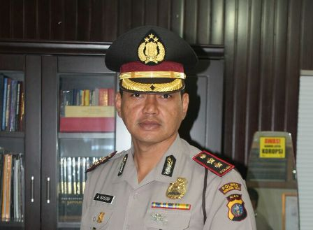 Temukan Oknum Polisi Nakal, Kapolres Inhu Himbau Warga Lapor Propam