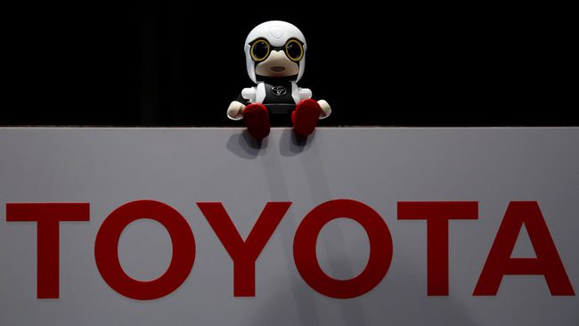 Termasuk Indonesia, Toyota Jajah Konsumen di 49 Negara