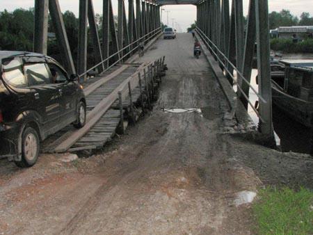 Dugaan Korupsi Jembatan Enok, Kejari Terus Lakukan Pendalaman