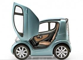 Mobil Listrik Mini buat Antar Anak Sekolah