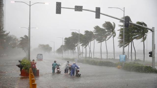 Hujan Lebat dan Angin Kencang Sampai Sabtu