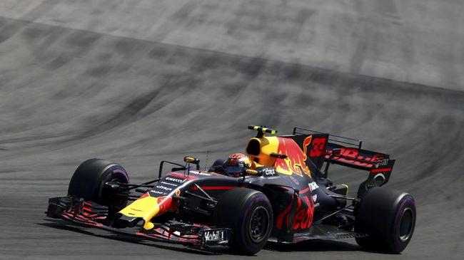 Hasil FP1 F1 GP Inggris: Verstappen Ungguli Hamilton
