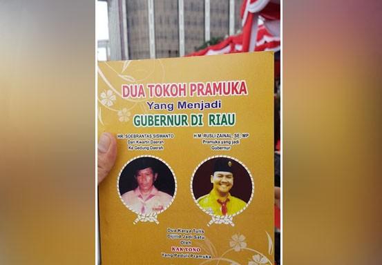 Dua Tokoh Pramuka Yang Menjadi Gubernur di Riau