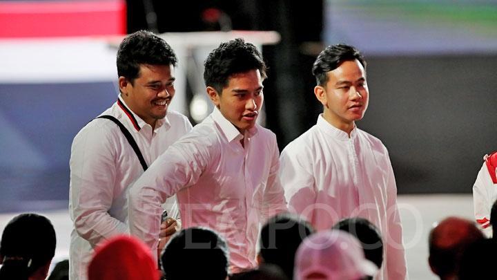 Empat Keluarga Jokowi yang Berniat Maju di Pilkada 2020