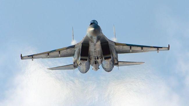Diancam AS, RI Terancam Batal Beli Sukhoi Su-35 Rusia