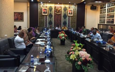 Kelola Aset Daerah, Dewan Sarankan Pemprov Riau Tiru Pemko Surabaya