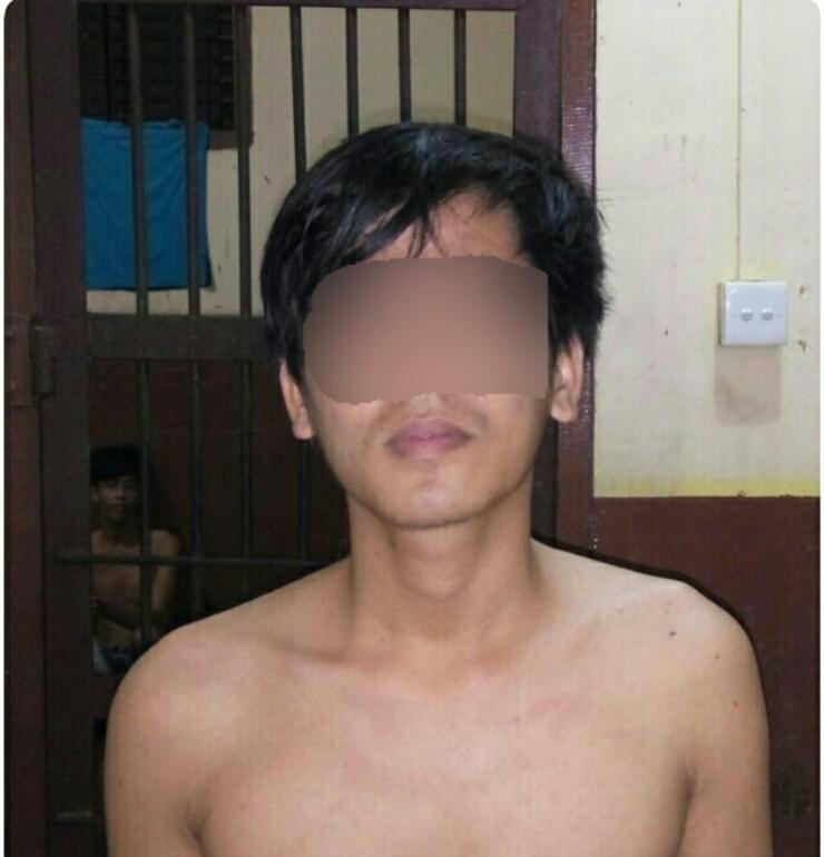 Polisi Berhasil Bekuk 1 Pelaku Pengeroyokan di Desa Air Tawar Inhil, yang Lain Masih Buron