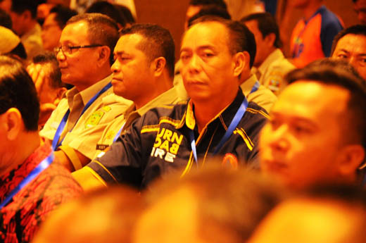 Kepala BPBD Inhil Hadiri ASEAN Commitee on Disaster Management di Manado