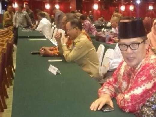 Hadiri Rakornas Rebranding di Jakarta, Walikota Kota Dumai Curhat ke Menteri Siti Nurbaya