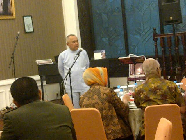 Pejabat Riau Kembali