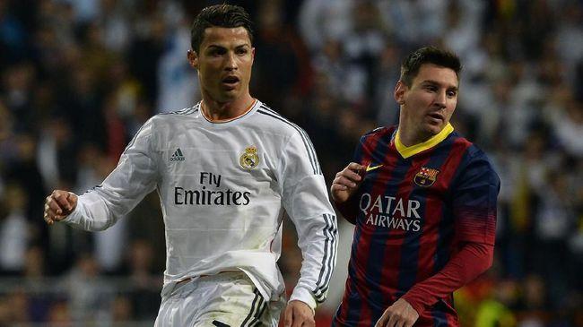ISIS Ancam Penggal Ronaldo dan Messi di Piala Dunia 2018