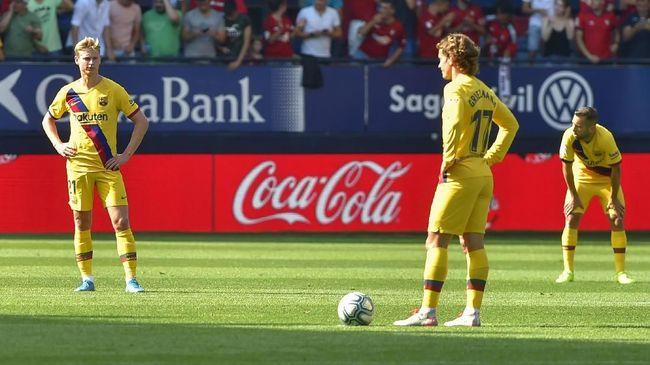 Barcelona dan Madrid Merana di Liga Spanyol
